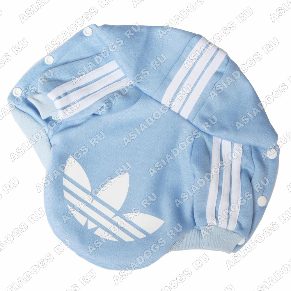 """Кофта """"Adidas"""" голубая"""