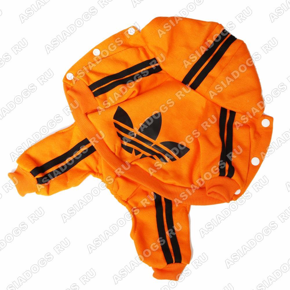 """Костюм """"Adi"""" оранжевый"""