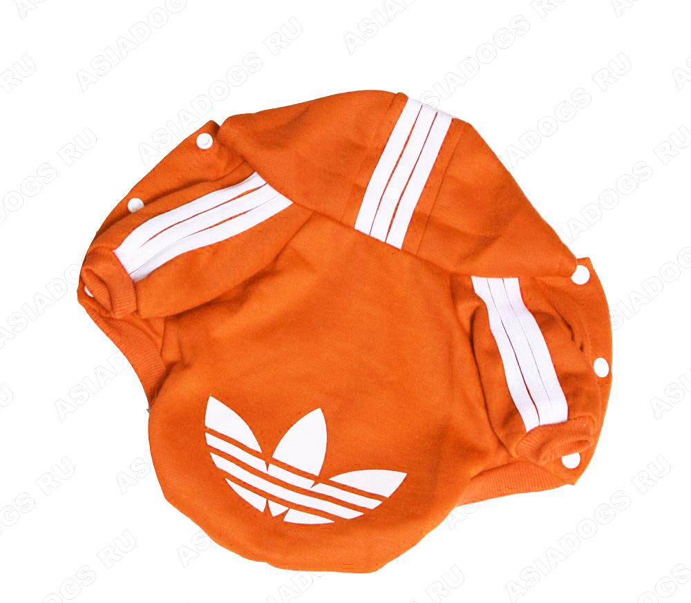 "Кофта ""Adidas"" оранжевая"