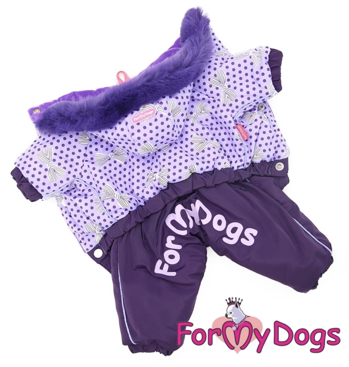 Комбинезон фиолетовый для девочек NEW