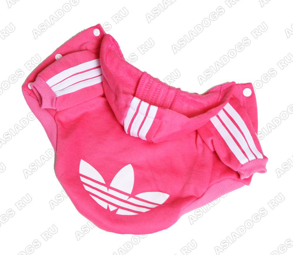 "Кофта ""Adidas"" розовая"