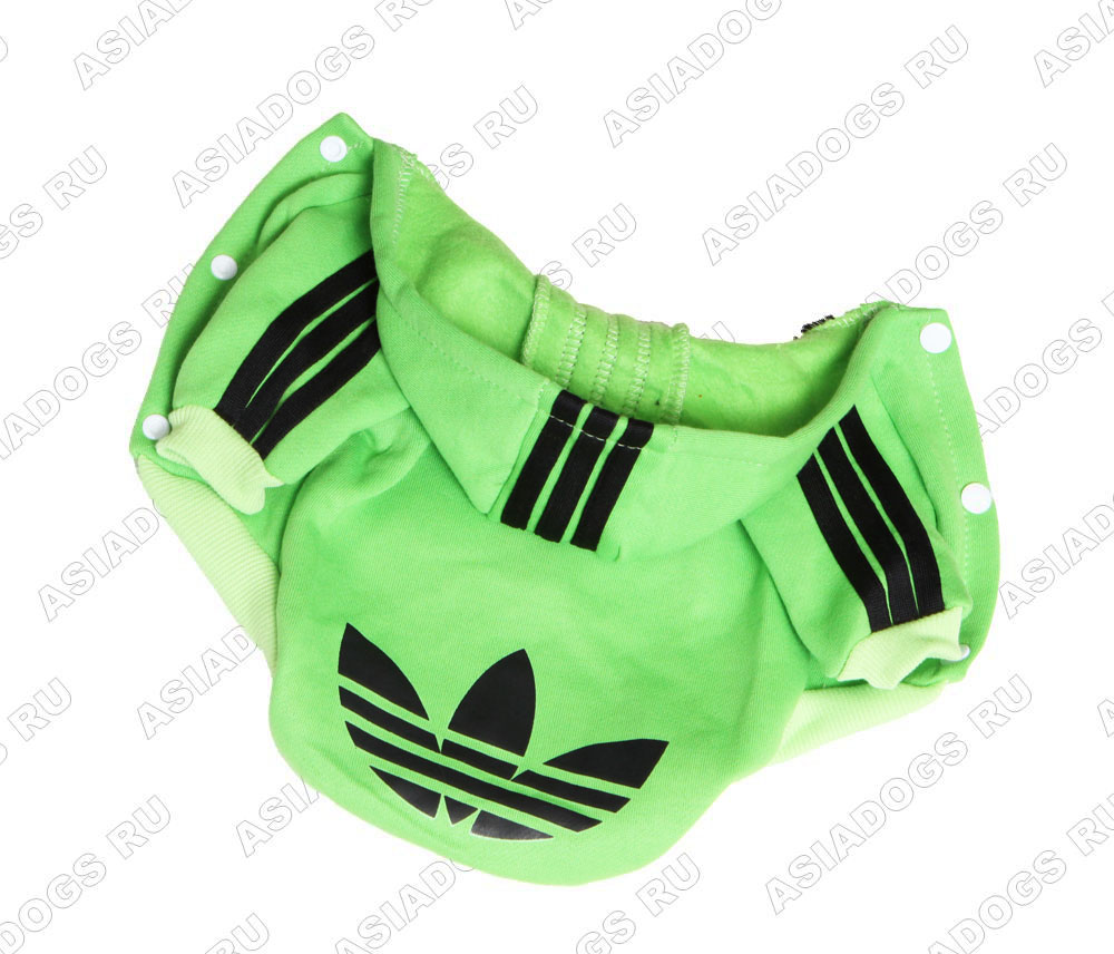 "Кофта ""Adidas"" зеленая"