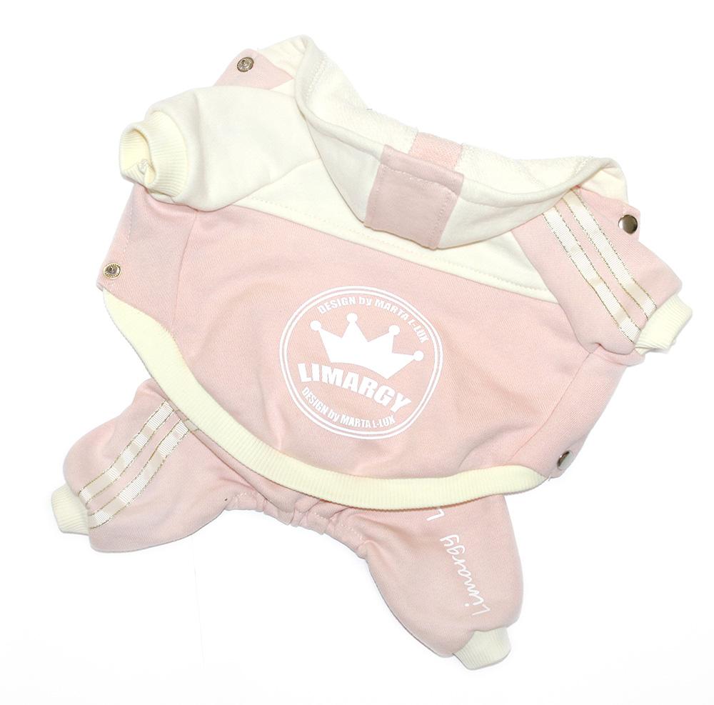 Спортивный комбинезон 'Color' розовый