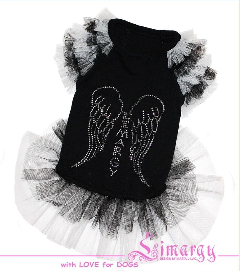 "Платье ""Angelina"" черное"
