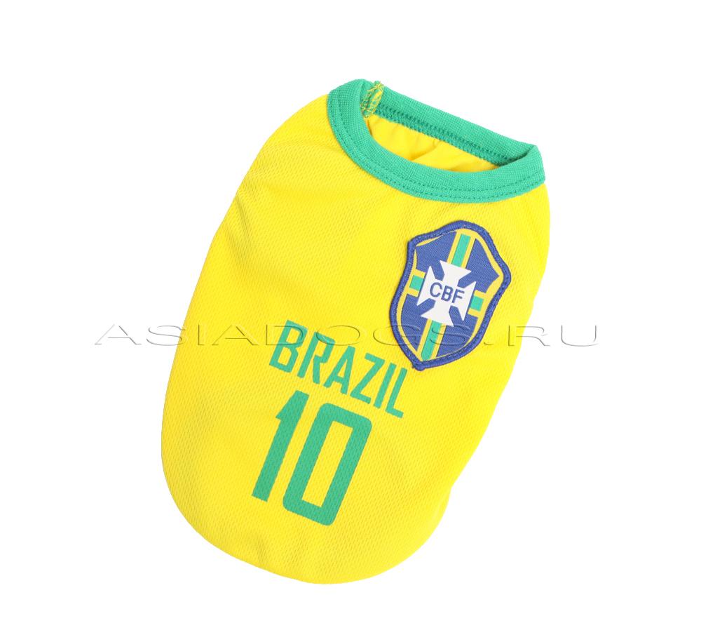 "Майка ""Brazil"""
