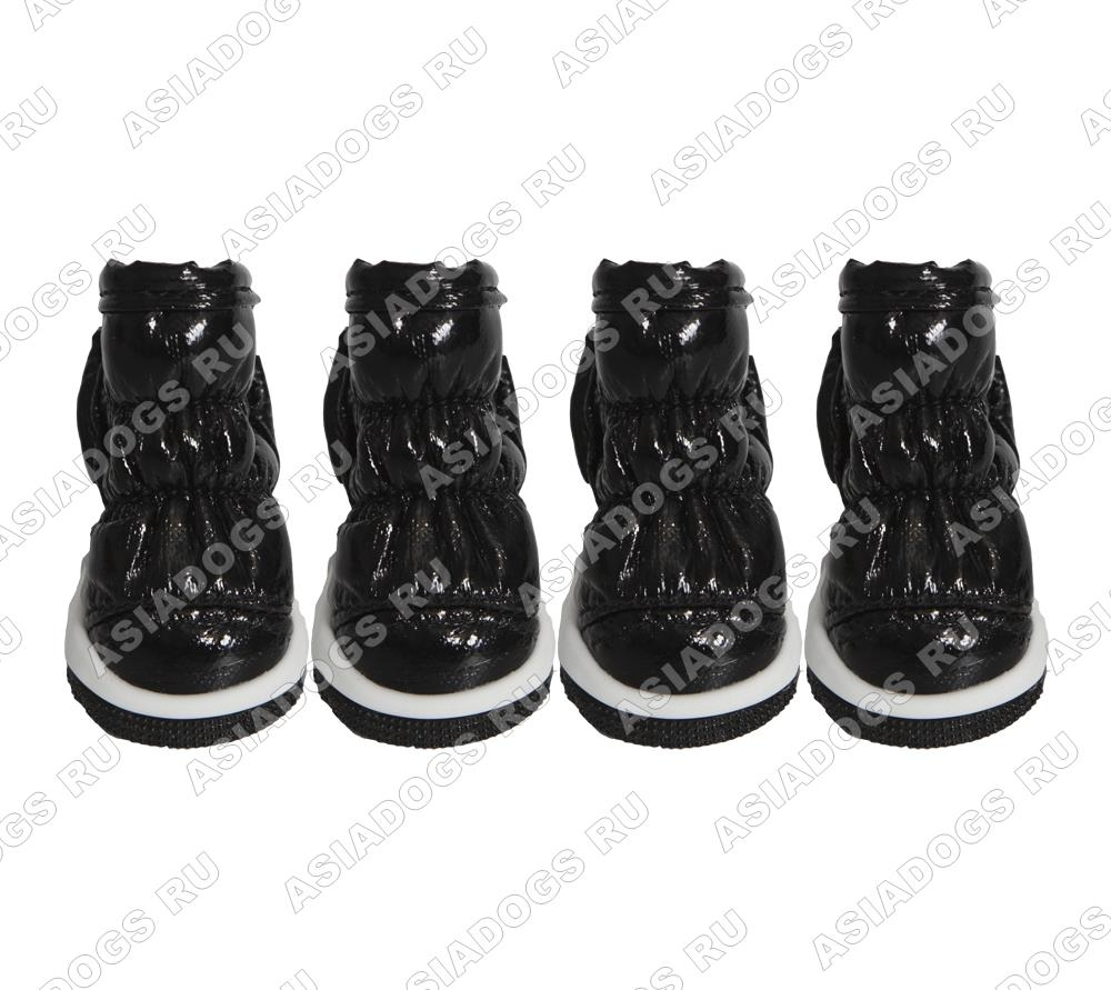 Обувь для собак шарпей